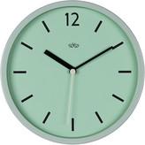 Wild & Wolf - Wall Clock 30cm - Swedish Green