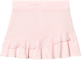 Bloch Pink Glitter Ruffle Hem Guari Skirt