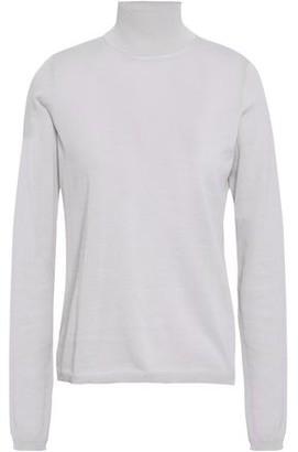 Zimmermann Cotton-blend Turtleneck Sweater