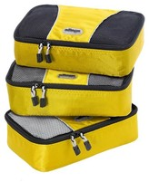 eBags Small Packing Cubes 3pc Set - Canary