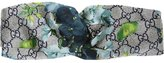 Gucci Blossoms print headband - women - Silk - One Size