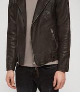 AllSaints Vixon Leather Biker Jacket
