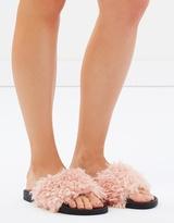 Spurr Felicity Fur Slides