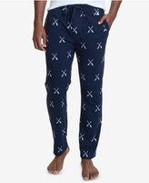 Nautica Men's Oar Print Pajama Pants
