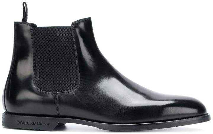 Dolce & Gabbana Chelsea boots