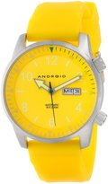 Android Men's AD267BYLOctopuz Automatic Dial Watch