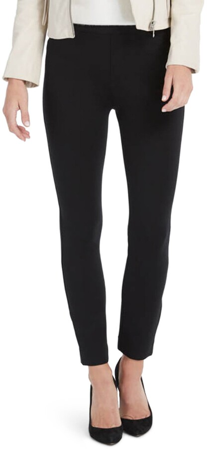 Spanx The Perfect Black Pant - Back Seam Skinny Pants