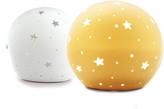 Welink welink - Comet Ceramic Lamp - White/Yellow