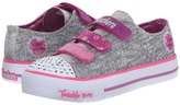 Skechers Shuffles 10512L Lights (Little Kid/Big Kid)