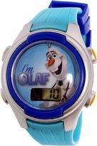 Disney Girl's Frozen FNFKD033CT Silicone Quartz Watch