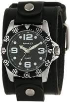 Nemesis Men's LBB097K Classics Groovy Look Watch