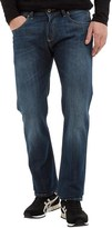 Duck and Cover Mens Silver Jeans Darkwash