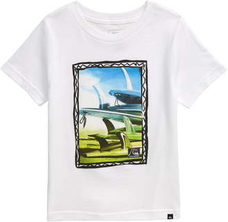 Quiksilver Stax On Graphic T-Shirt
