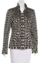 Chanel Paris-Bombay Metallic Jacket w/ Tags