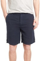 BOSS ORANGE Men's Siman Linen Shorts