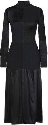 BEVZA 3/4 length dresses