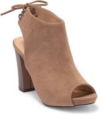 Chase & Chloe Marcy Cutout Bootie