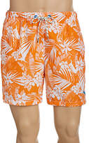 "Tommy Bahama Naples Plumeria Paradise 6"" Swim Trunk (Men's)"