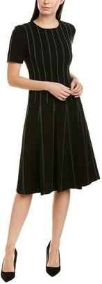Lafayette 148 New York Malita A-Line Dress