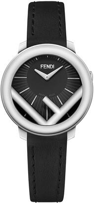 Fendi F logo watch