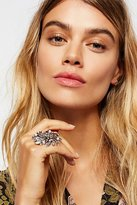 Free People Saturn's Atlas Cocktail Ring