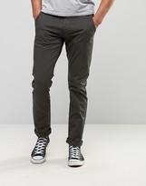 Blend of America Twister Slim Jeans in Gray Overdye