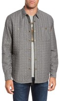 Timberland Men's Gunstock River Lightweight Quilted Shirt Jacket