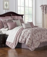 Waterford Victoria 4-Pc. California King Comforter Set