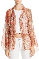 Free People Fleur-de-Lis Kimono Jacket