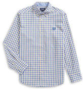 Chaps Tattersall Button Shirt