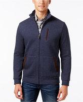 Tasso Elba Men's Zip Front Sweater Jacket, Only at Macy's