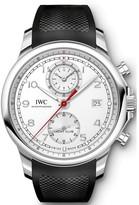 IWC Portugieser Yacht Club Chronograph 390502 Silver Dial 43.5mm Watch
