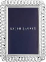 Ralph Lauren Home Blake Silver Plated Frame - 5x7