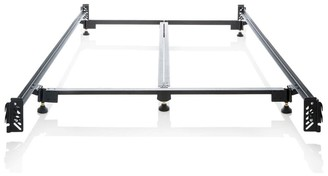 Brookside Heavy-duty Steel Bed Frame Metal Bed Rails Full XL