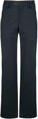 Kolor Long Wide Leg Tailored Trousers
