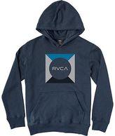 RVCA Basic Box Pullover Hooded Sweatshirt - Boys'