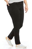 Levi's s Plus 711 Skinny Black Jeans