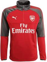 Puma Arsenal London Fc Club Wear Chili Pepper/dark Shadow