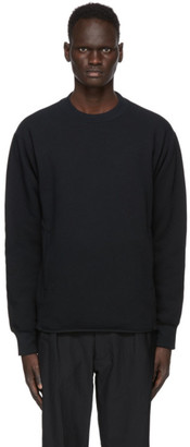 Goldwin Black Crewneck Sweatshirt