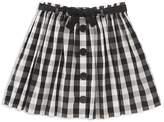 Kate Spade Girls' Gingham Skirt - Big Kid