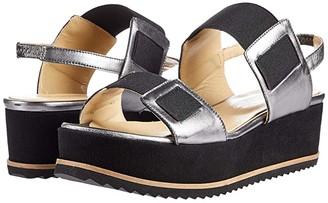 Cordani Katia (Black/Pewter) Women's Shoes