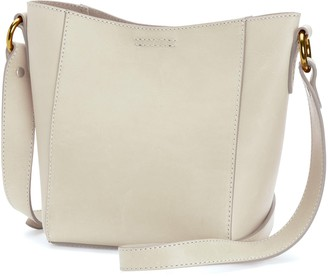Frye Harness Crossbody Bucket handbag One Size