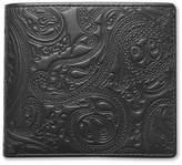 Paisley Embossed Bi-fold Wallet | Pretty Green