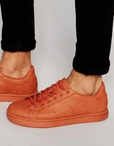 Asos Sneakers in Block Orange