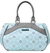 Petunia Pickle Bottom 'Wistful Weekend' Glazed Cotton Diaper Bag