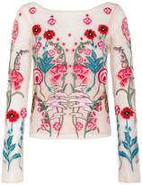 Temperley London Woodland Top