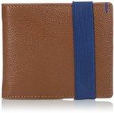 Original Penguin Men's Leather Pop-Strip Bifold Wallet