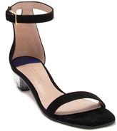Stuart Weitzman Star Embellished Heel Sandal