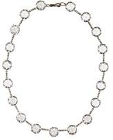 Bottega Veneta Cubic Zirconia-embellished Necklace
