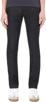 Sandro Iggy Raw slim-fit skinny jeans